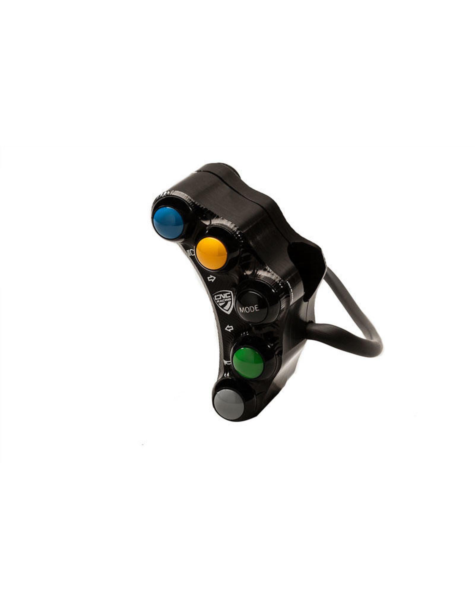 CNC Racing SWD01B Left handlebar switch