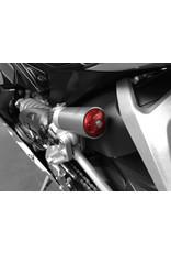 CNC Racing TM410R Cover shock absorber tank