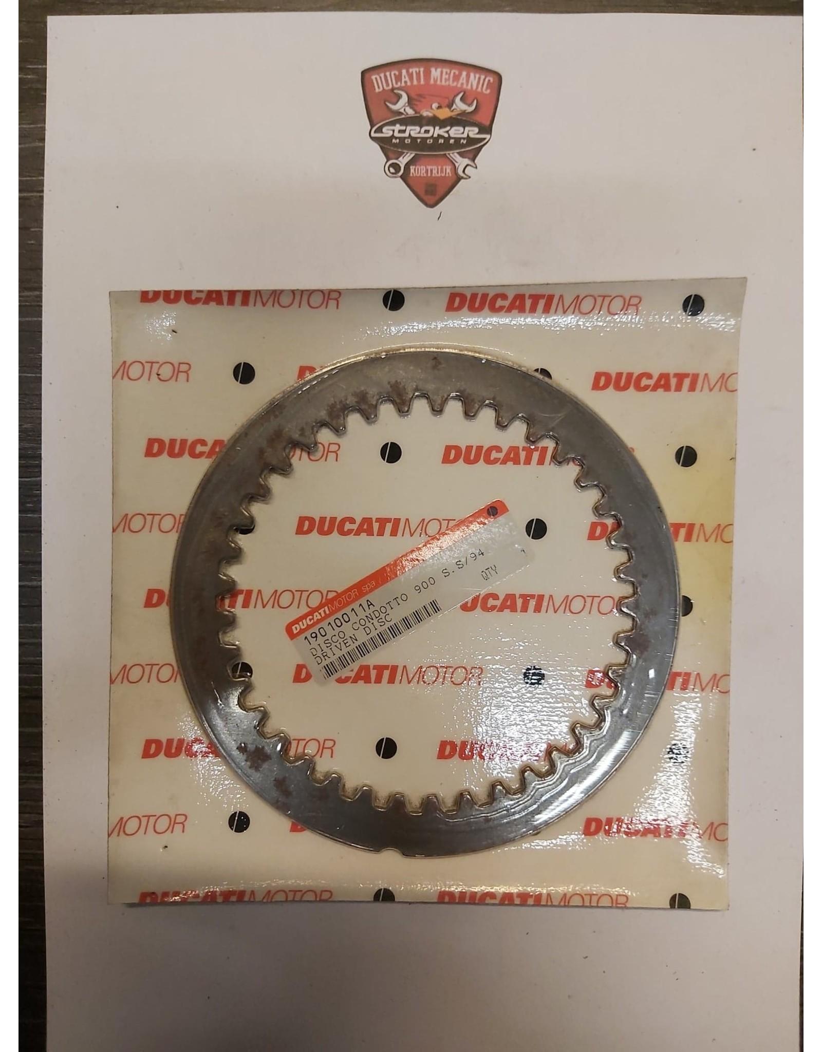 Ducati KOPPELINGS PLAAT
