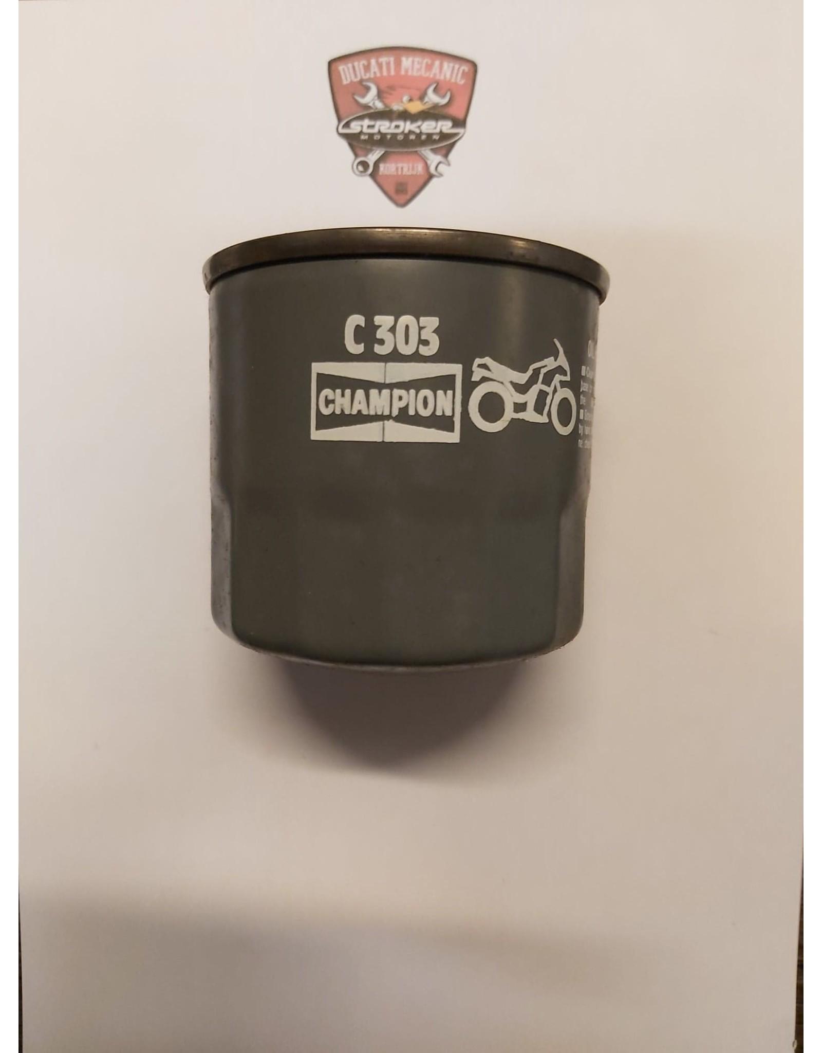CHAMPION OLIEFILTER CHAMPION COF 303 (suzuki)