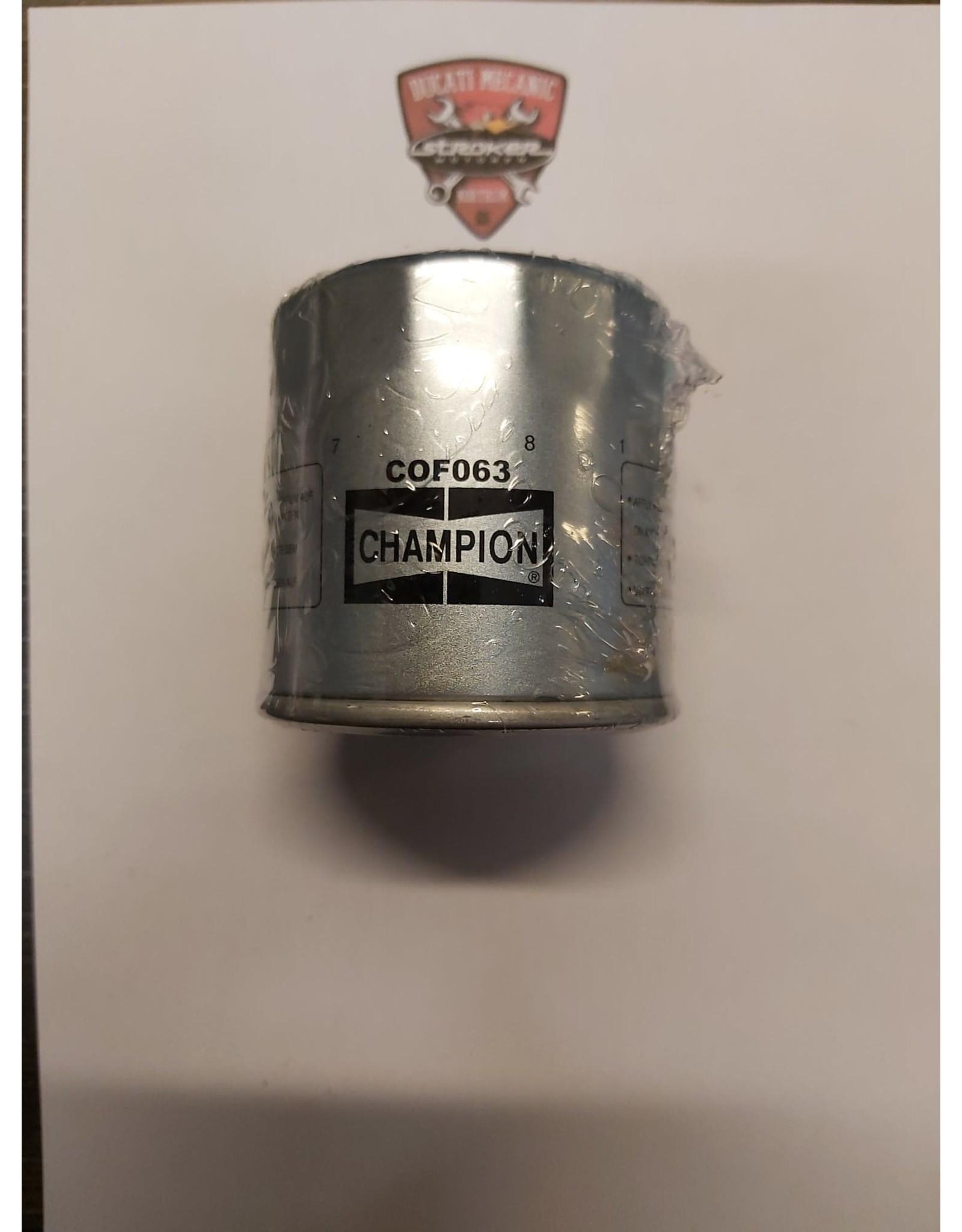 CHAMPION OLIEFILTER CHAMPION COF 063 (bmw)