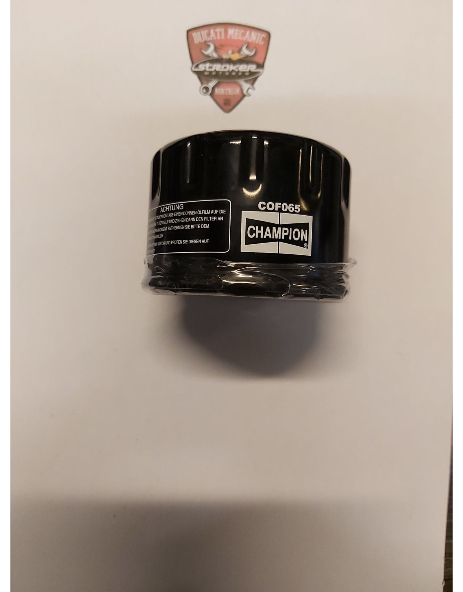 CHAMPION OLIEFILTER CHAMPION COF 065 (bmw)