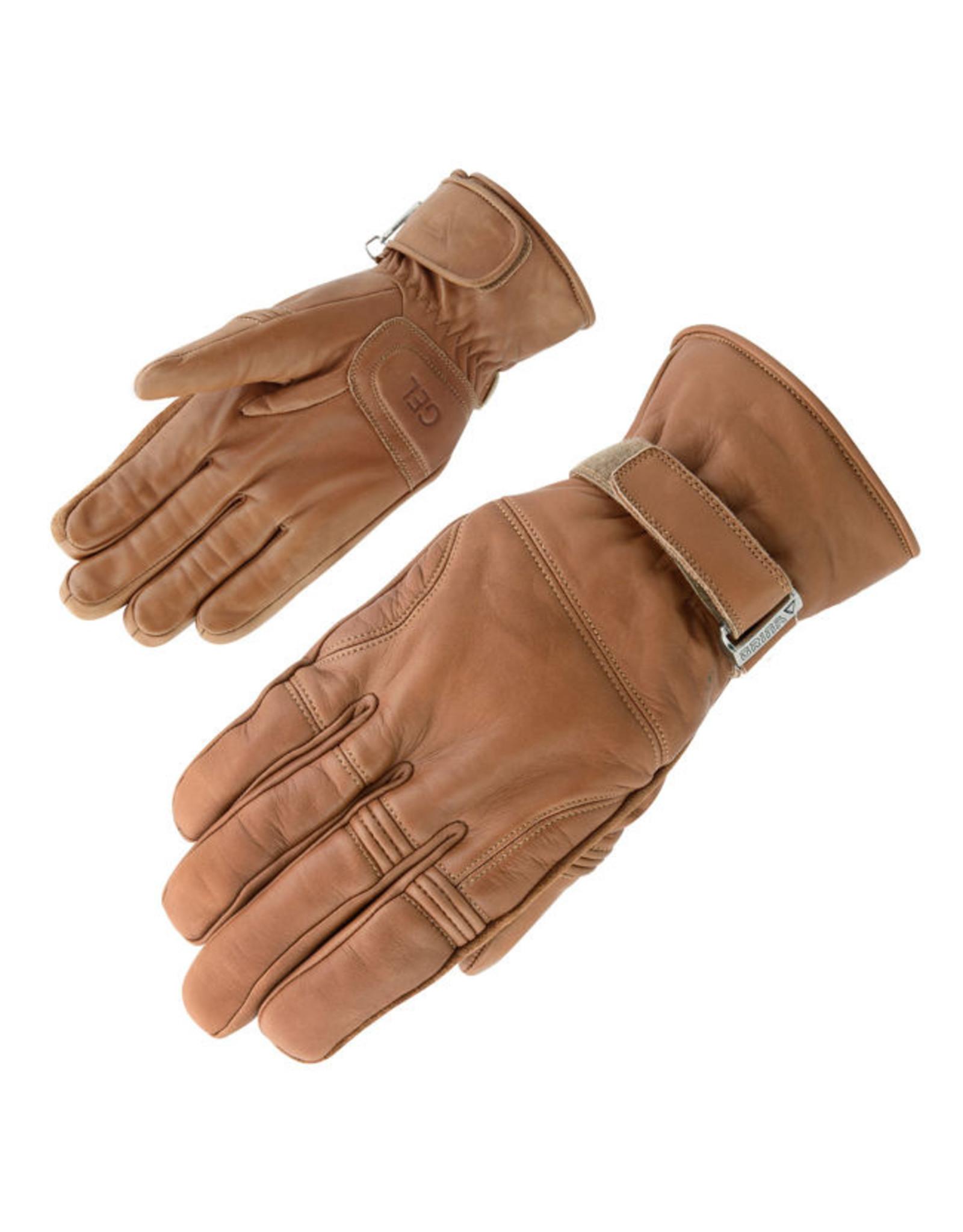 Orina ORINA Waterproof, padded leather gloves Waterproof