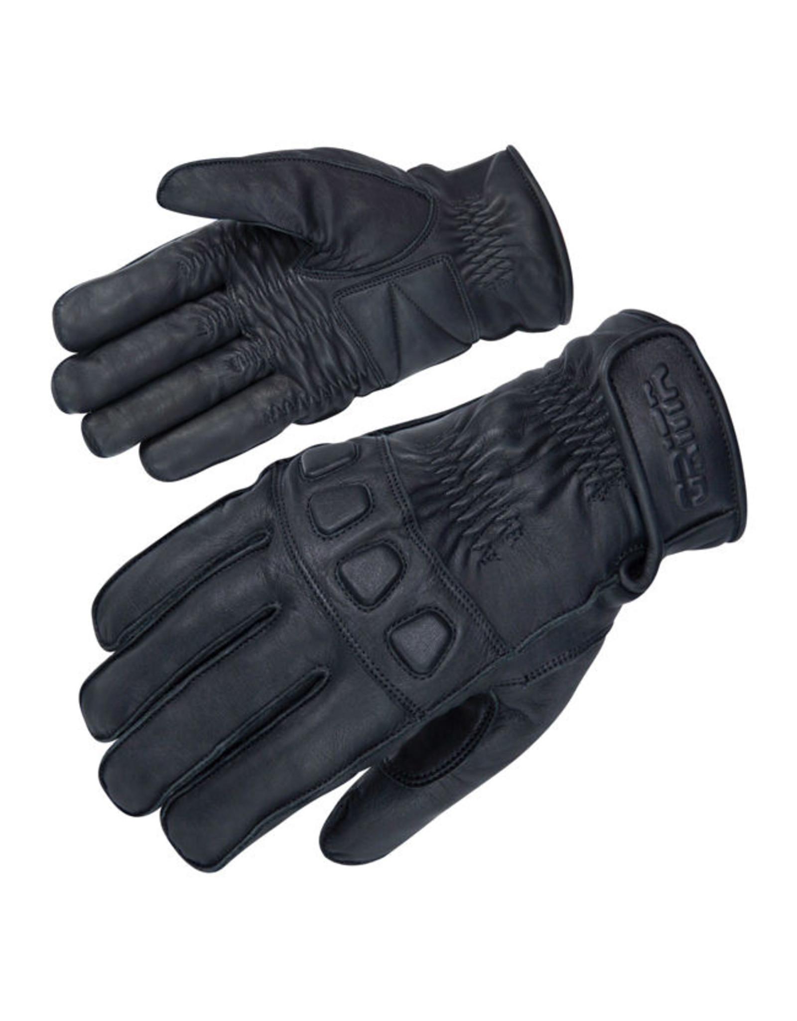 Orina ORINA Gevoerde leren handschoenen