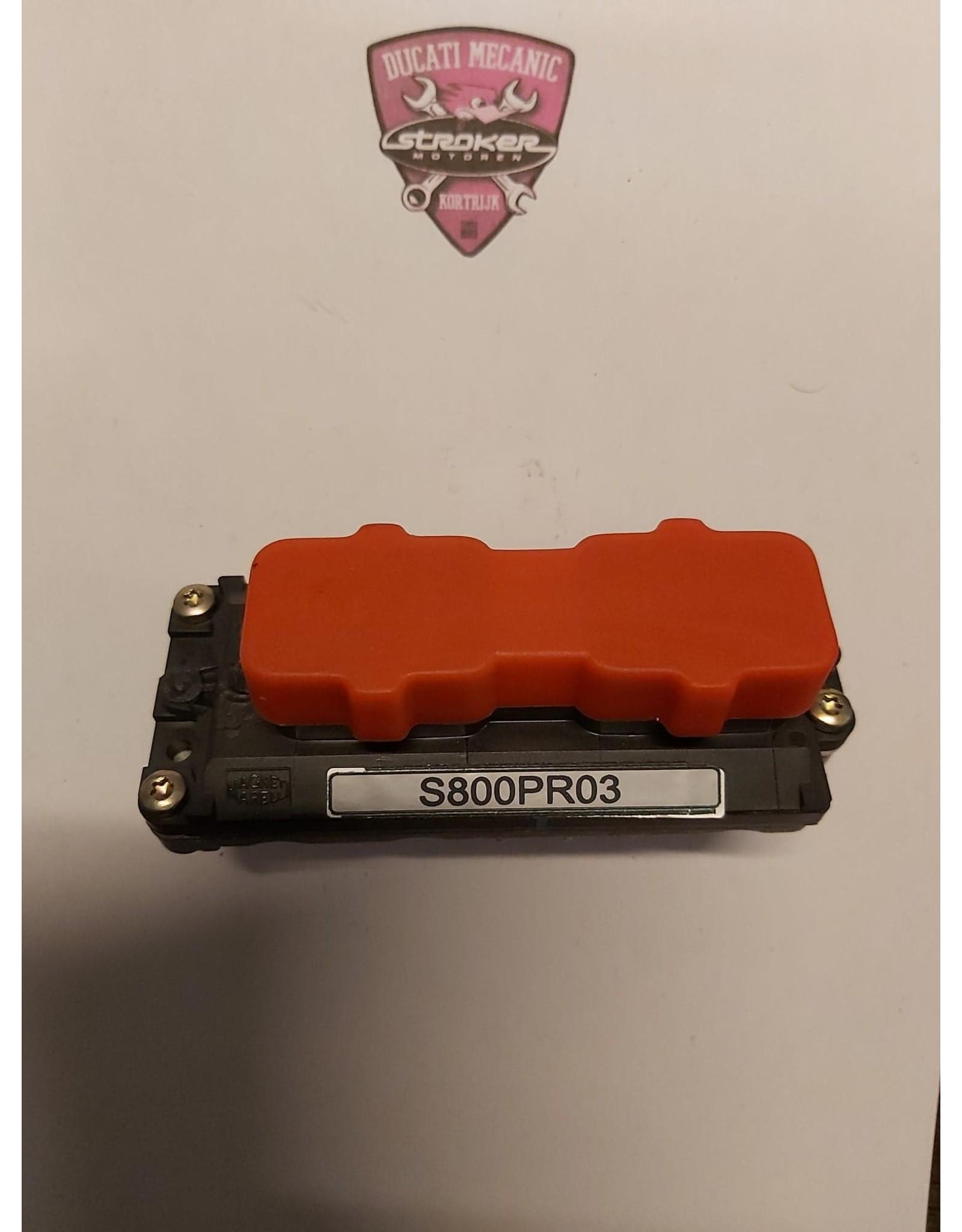 Ducati DUCATI ELECTRIC CONTROL UNIT  800S 800SS   28640671A