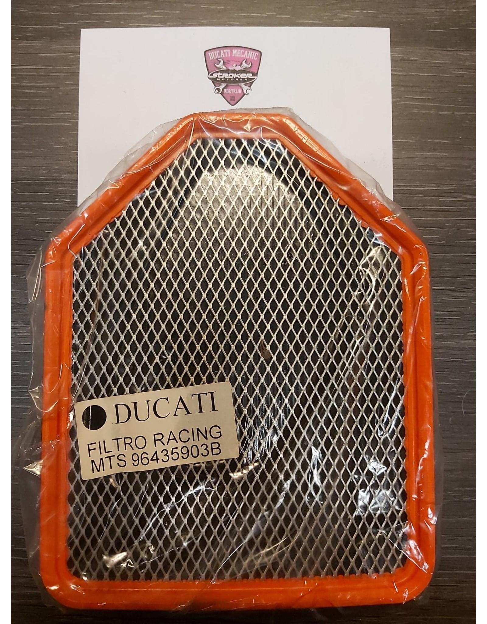 Ducati DUCATI PERFORMANCE RACING AIR FILTER 96435903B