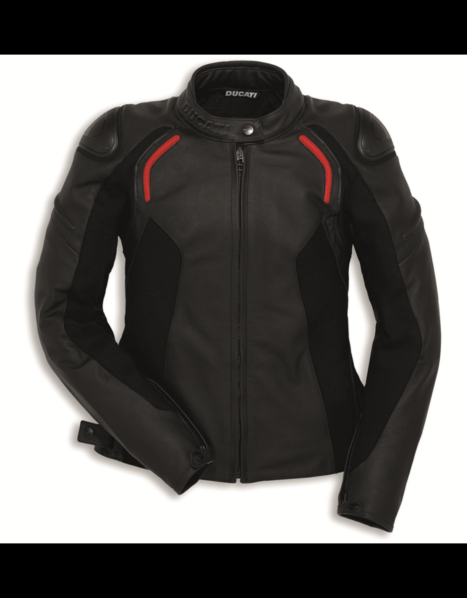 DAINESE Ducati Origineel LEREN JAS STEALTH C2 dames