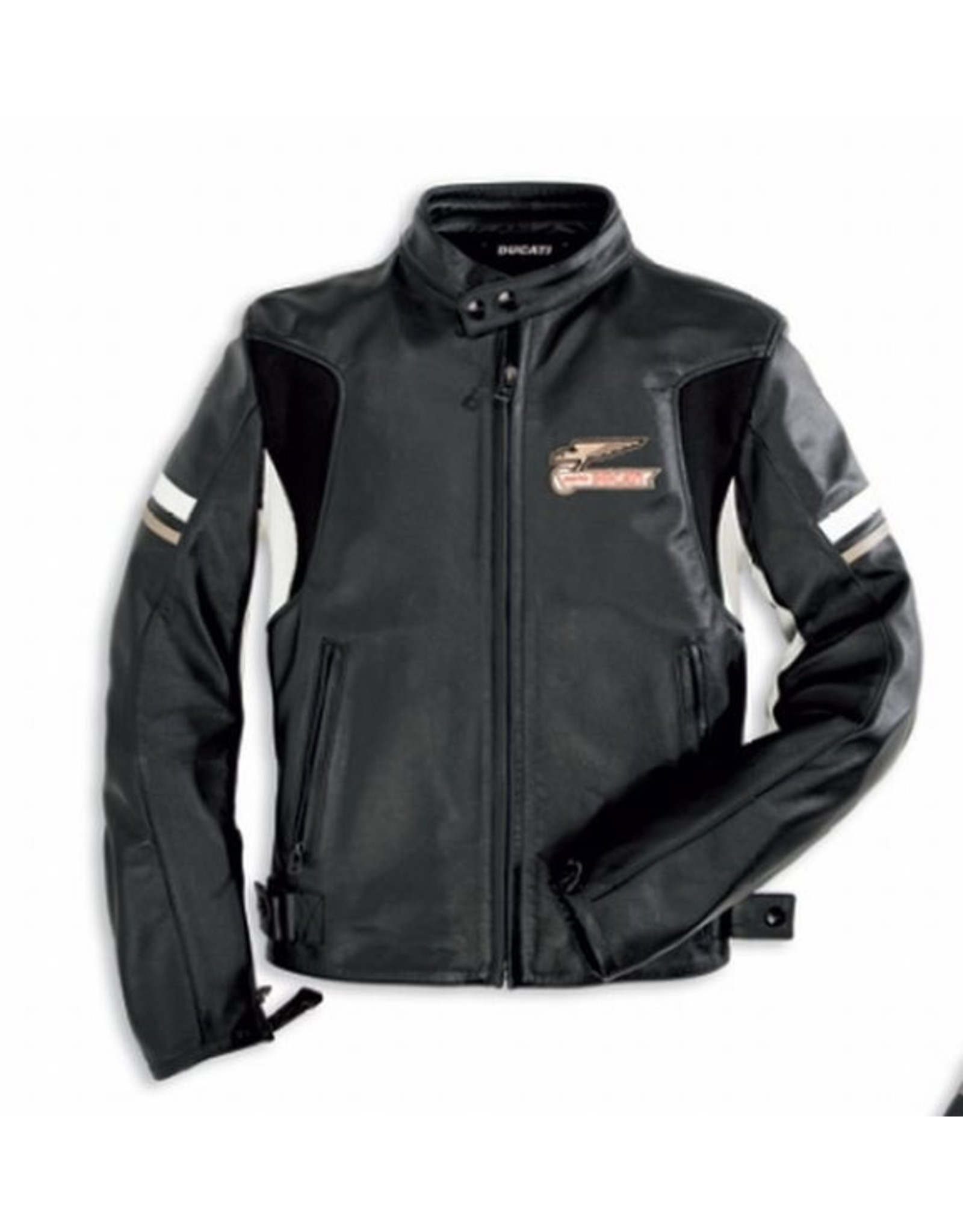 Dainese DUCATI EAGLE LEATHER  JACKET VINTAGE LOOK  DAINESE