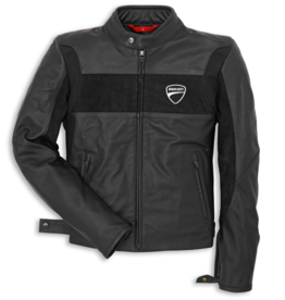 Dainese Ducati Company C2 Leather Jacket Men