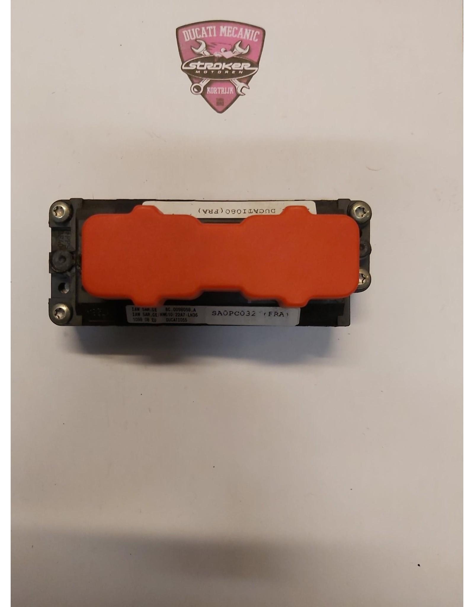 Ducati DUCATI INJECTION CONTROL UNIT 28642201A