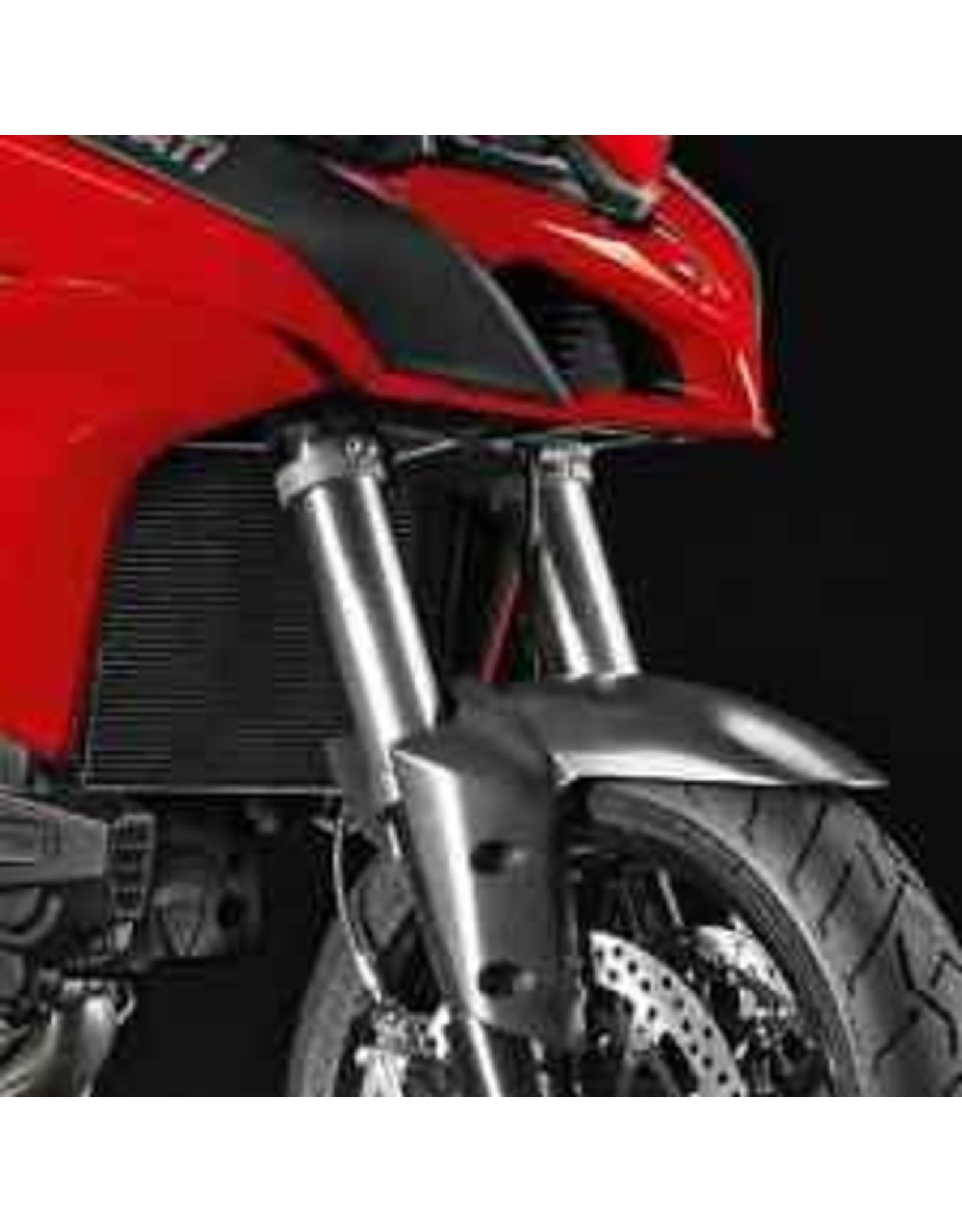 Ducati DUCATI  MULTISTRADA 1200s 1200 S CARBON FIBER FRONT FENDER MUDGUARD 969A01110B