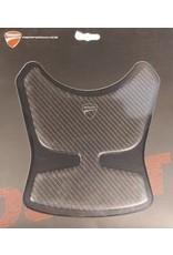 Ducati DUCATI PERFORMANCE CARBON FUEL TANK PROTECTOR PAD MTS1200 97480091A