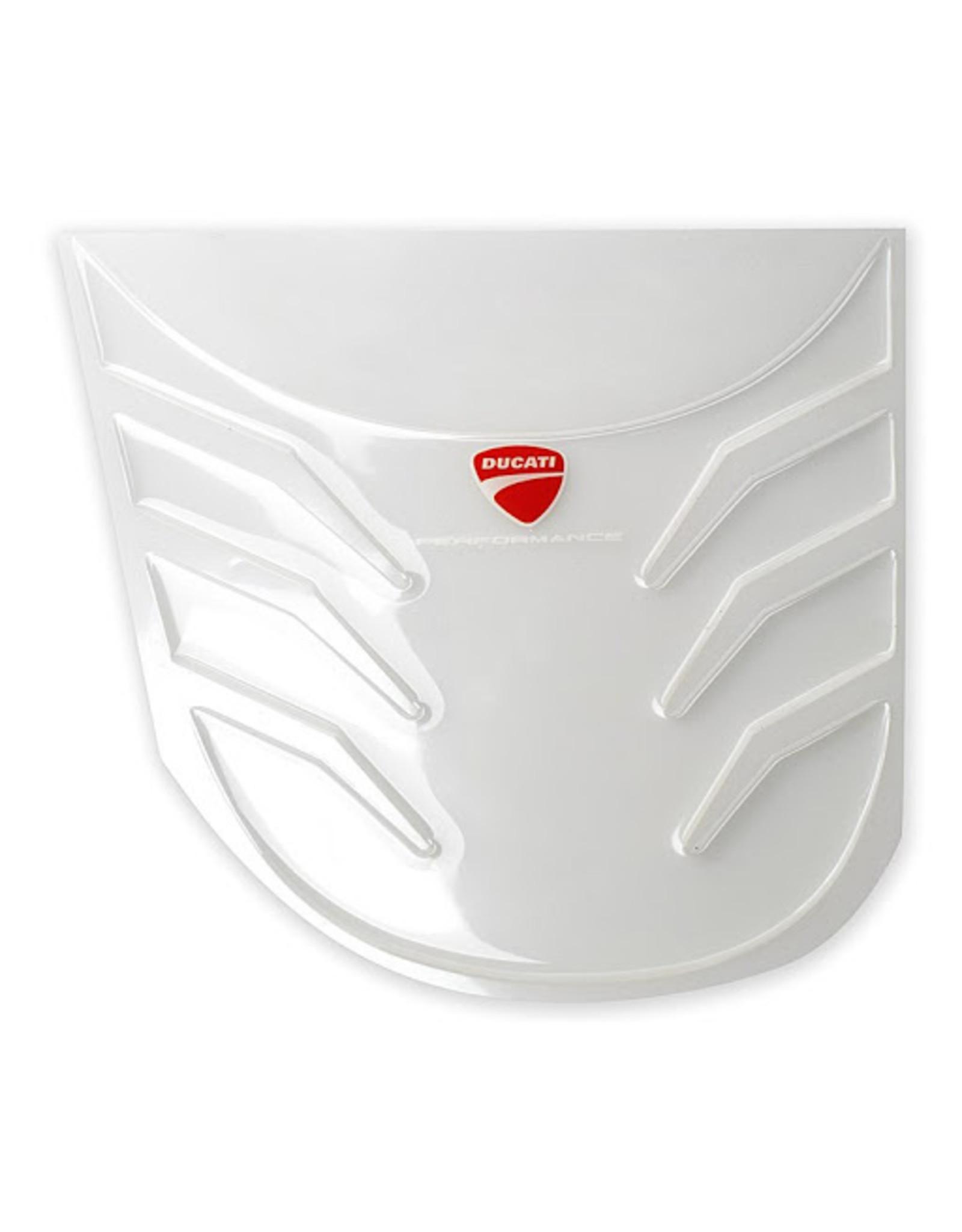 Ducati DUCATI PERFORMANCE CLEAR FUEL TANK PROTECTOR PAD MTS 1200   96784310B
