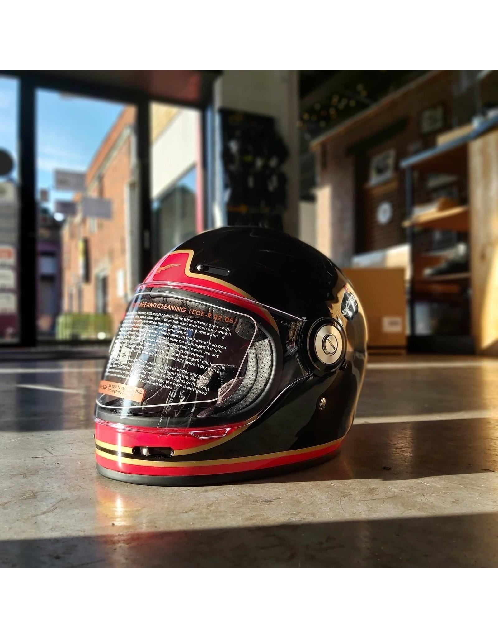 Moto Guzzi Moto Guzzi retro helmet