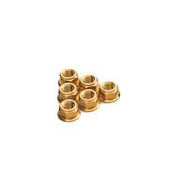CNC Racing NUTS RING GEAR M10X1 (6PCS) DA384G