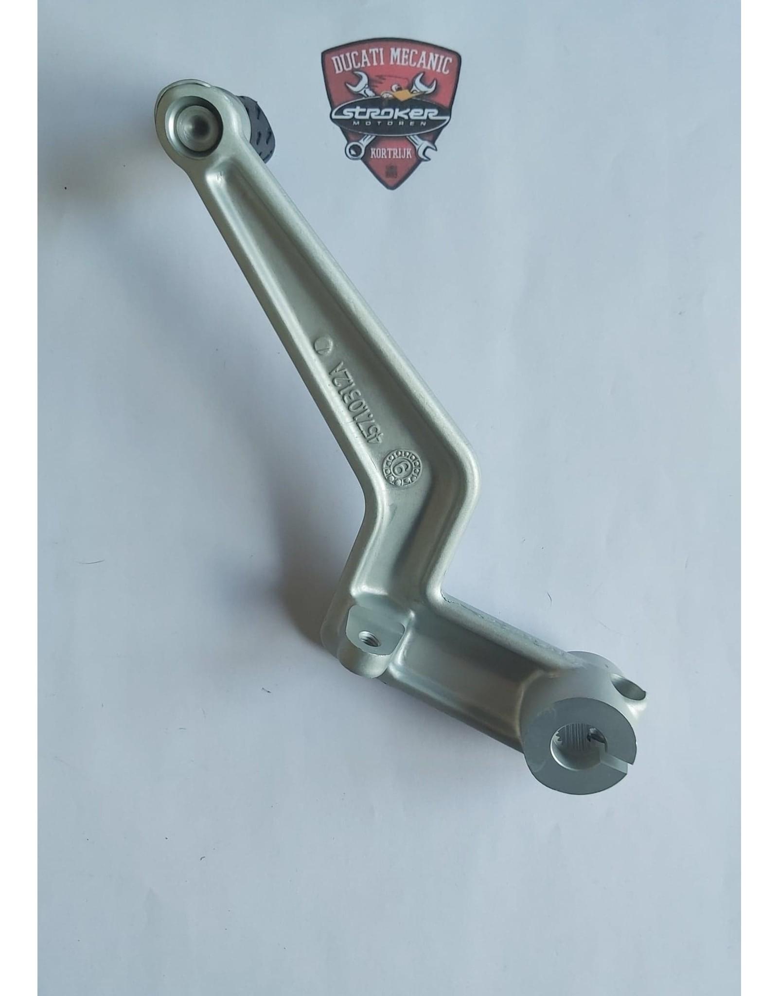 Ducati DUCATI BRAKE PEDAL. 45720222A