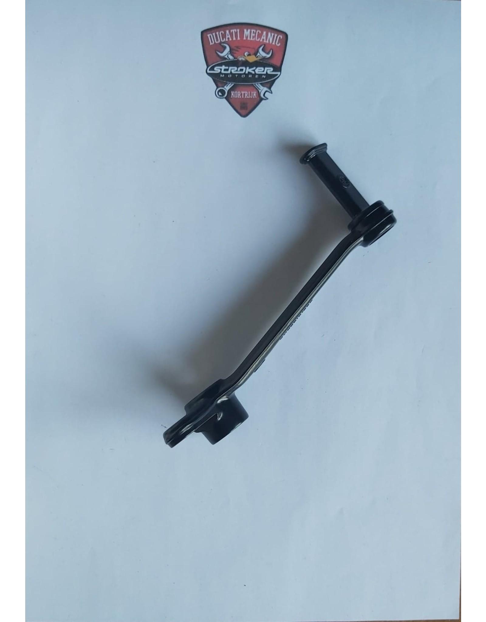 Ducati Ducati Gearchange lever, black HYM 796/1100 45620581AB