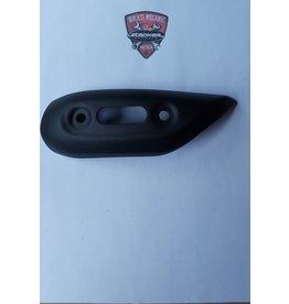 Ducati Ducati Monster 1100 EVO ABS Carbon Fiber Exhaust Trim Heat Guard 46013242B