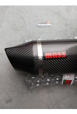 MASS MASS OVAL FULL CARBON (slip-on) BENELLI TRK 502 X
