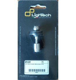 LIGHTECH LIGHTECH DUCATI LEVER PROTECTION FITTING ADAPTOR KPL301