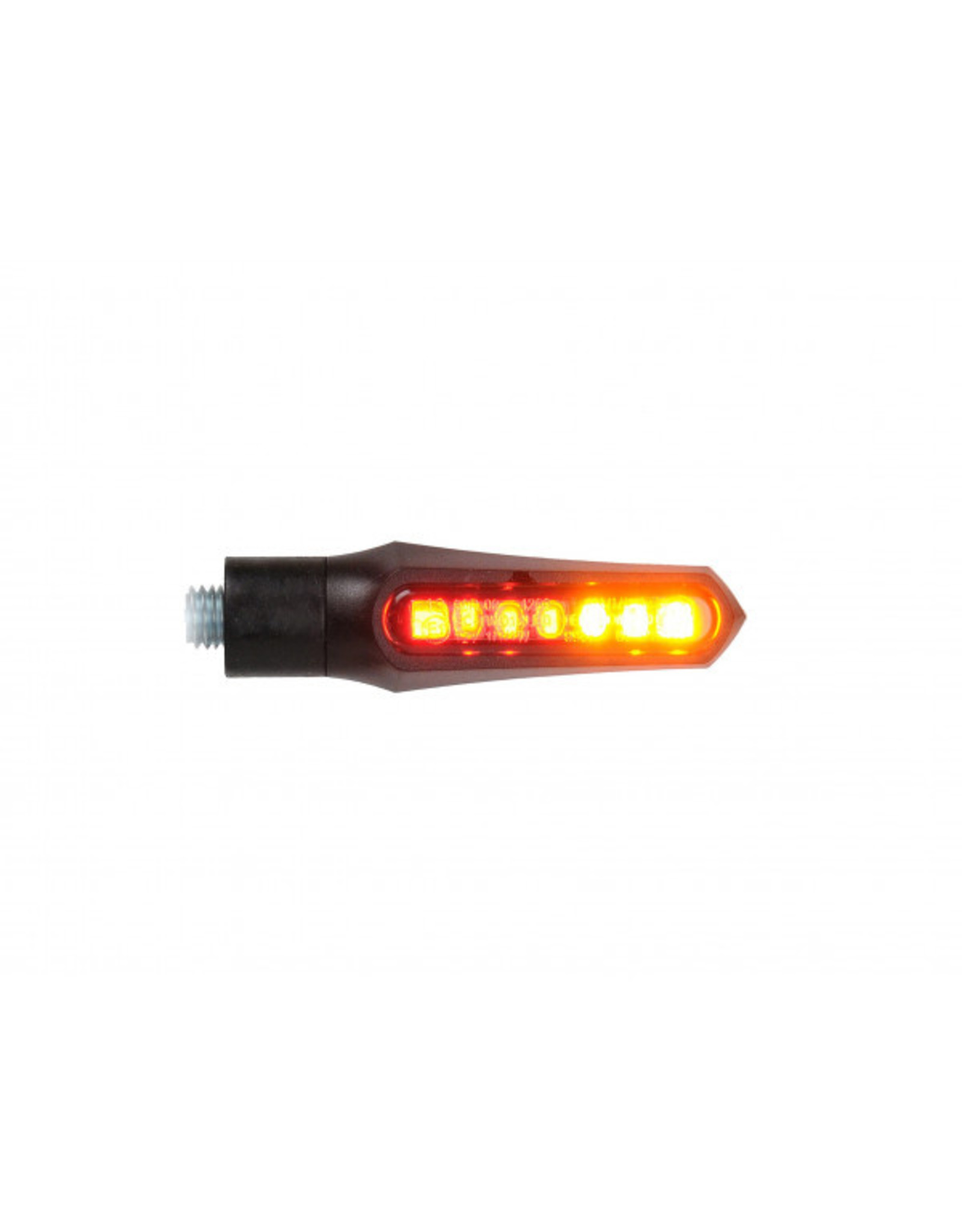 LIGHTECH LIGHTECH FRE916 PAIR OF APPROVED LED TURN SIGNAL BLACK