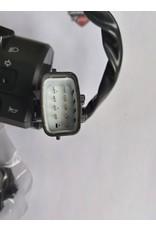 Ducati DUCATI MONSTER S4 900 LEFT HANDLEBAR CONTROL SWITCH 65140111A
