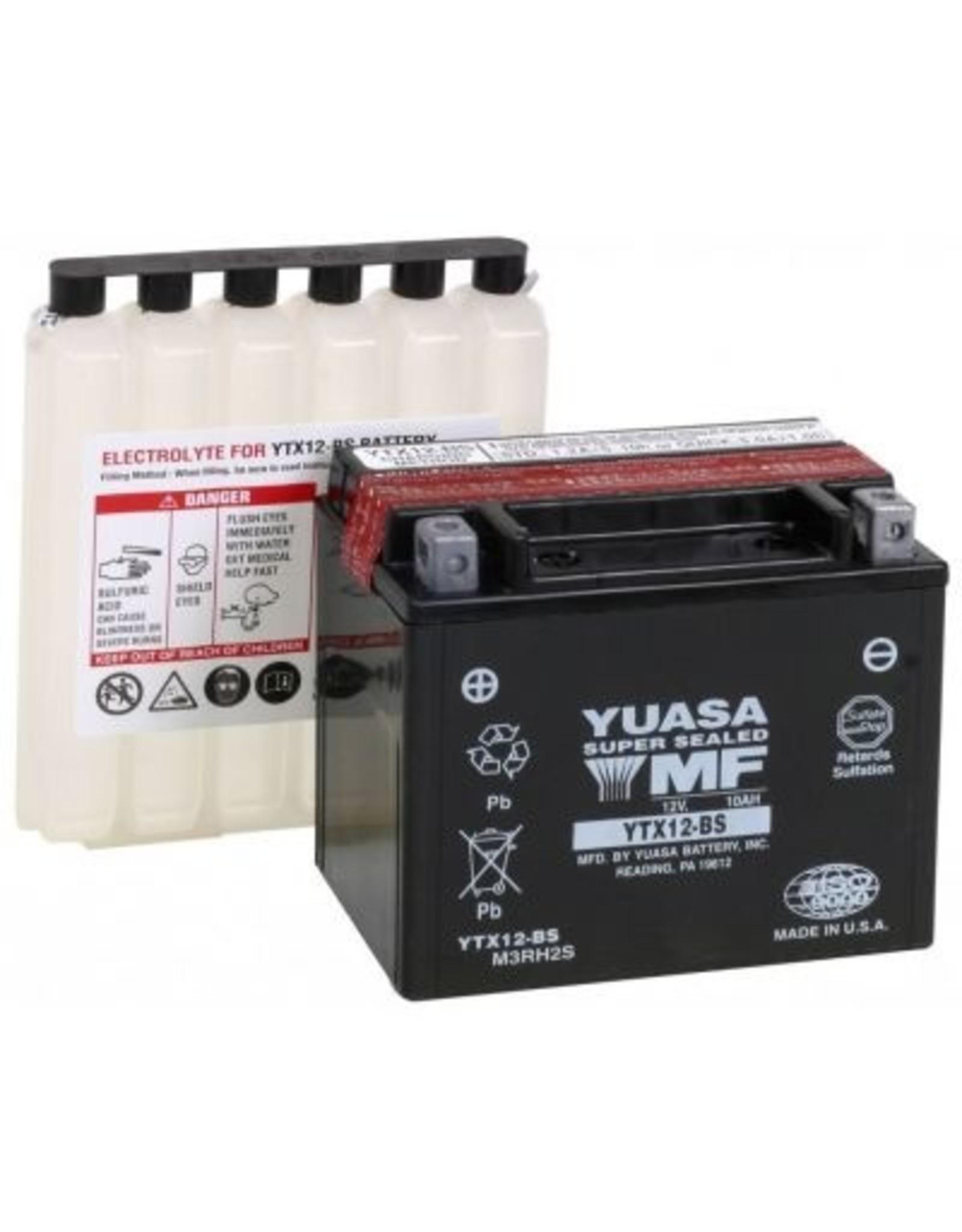 YUASA YUASA YTX12-BS