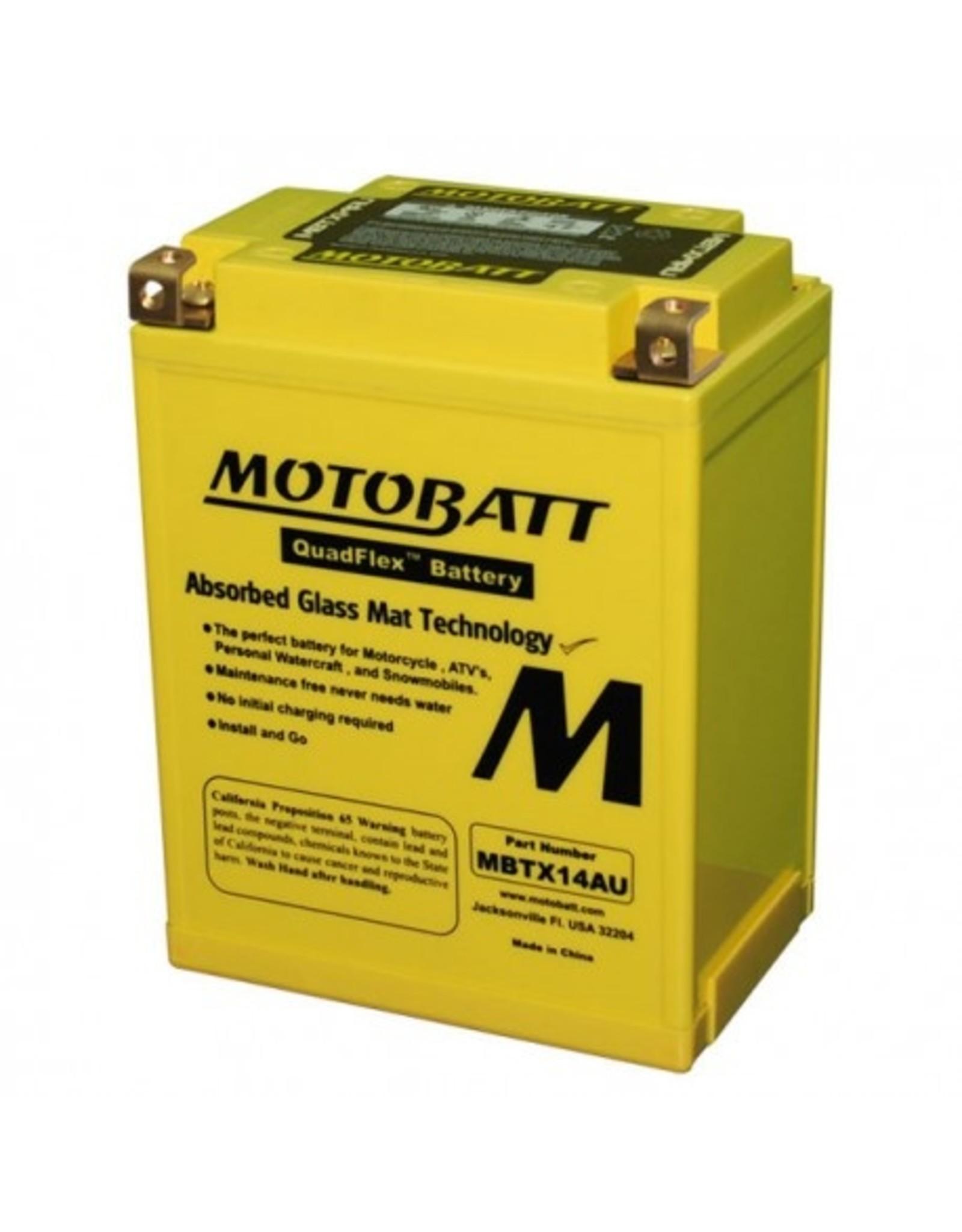 MOTOBATT MOTOBATT MBTX14AU