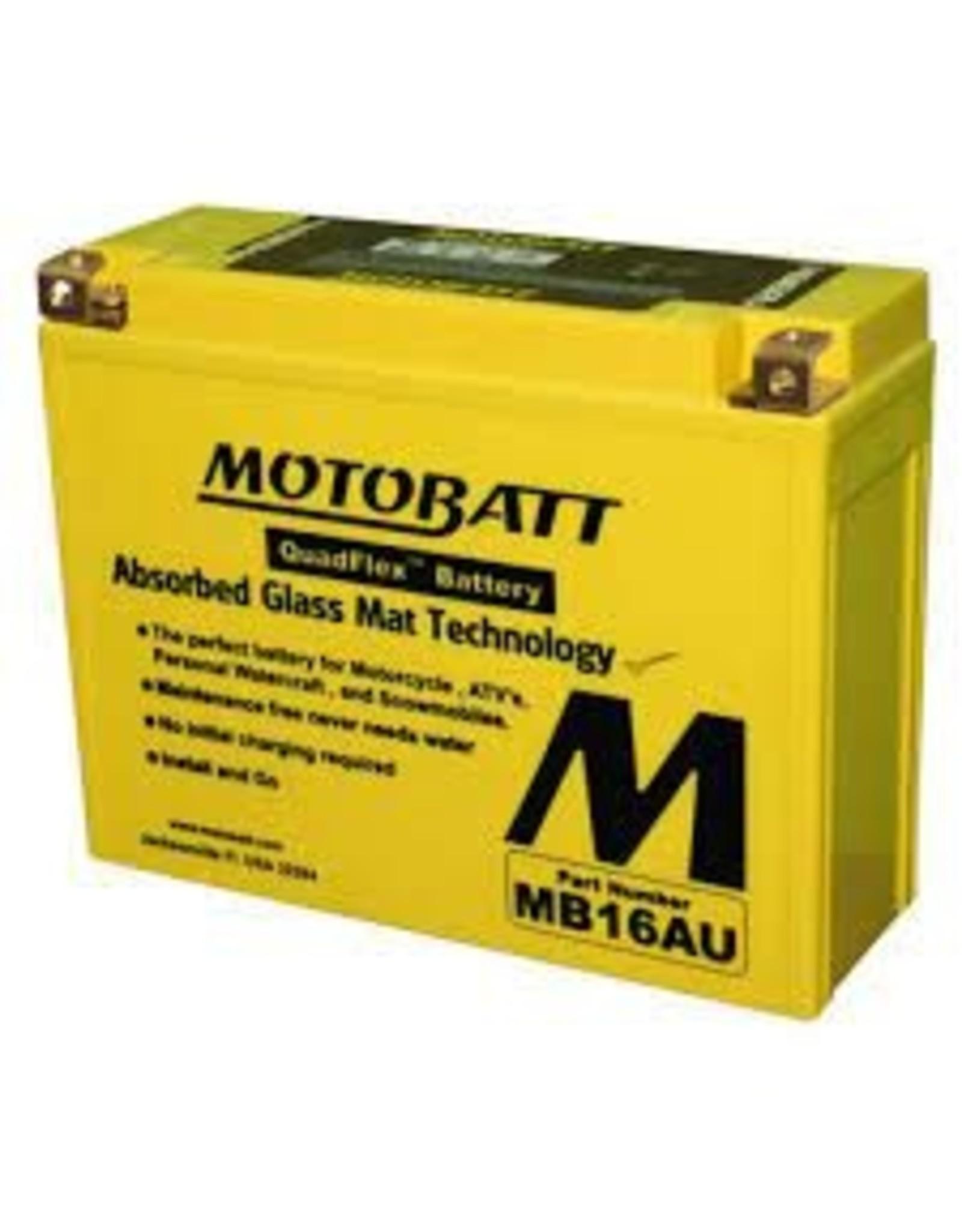 MOTOBATT MOTOBATT MB16AU