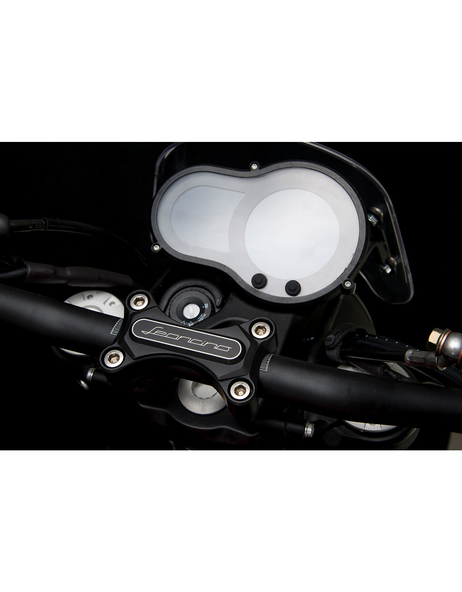 Benelli BENELLI HANDLE BAR RISER (BRP180003001)