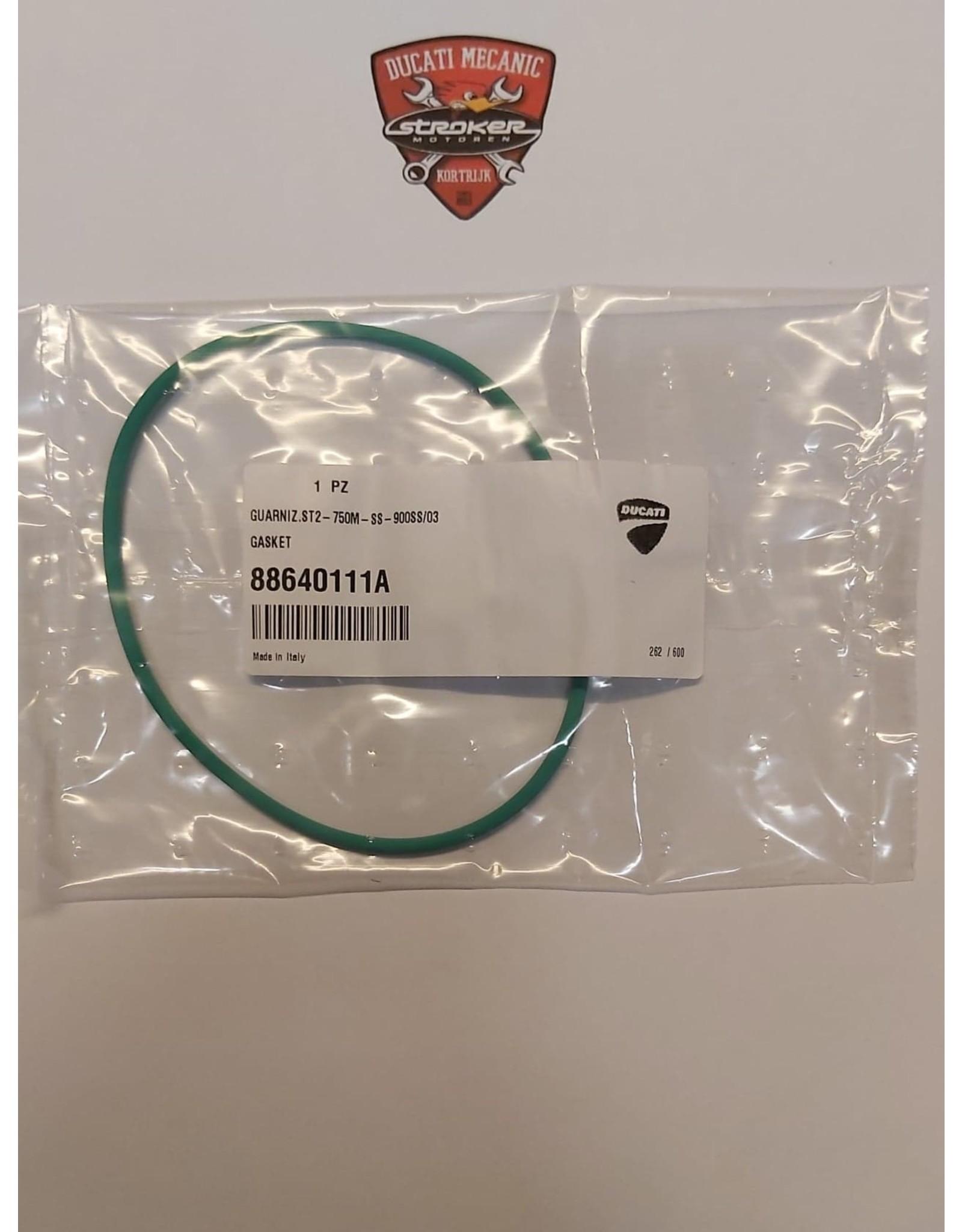 Ducati DUCATI FUEL CAP / TANK GASKET O-RING 851 888 MONSTER SS 600 620 750 800 900 1000 88640111A