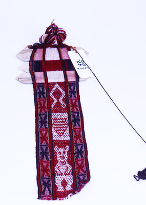 Khipu Back-Strap Loom