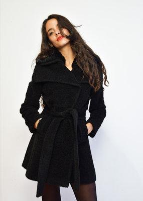 Itala Testino Coat with Belt