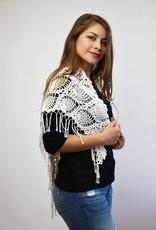 Khipu Organic Cotton Shawl