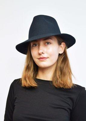 Sophie Ottaner Felt Fedora Hat