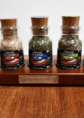 Cedar Wood Salt Tasters