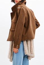 Saya Mabel Alpaca and Wool Jacket