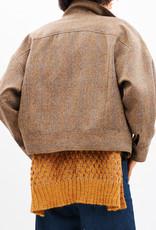 Saya Navia Alpaca and Wool Jacket