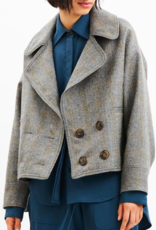 Saya Kaori Alpaca and Wool Jacket
