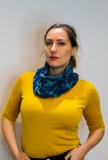Chain Patterned Cowl
