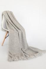 Mipaku Grey Munay Blankets