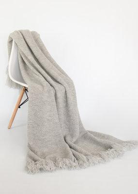 Mipaku Grey Munay Blanket