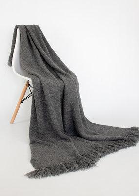 Mipaku Charcoal Munay Blanket