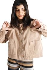 Nim Are Beige Jacket