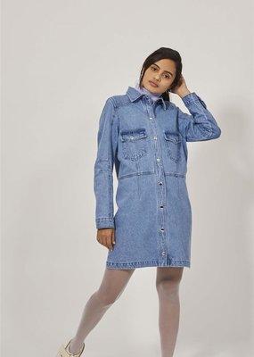 Nim Blue Vilma Denim Dress