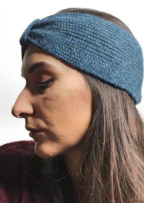 Norgäte Blue Baby Alpaca Headband