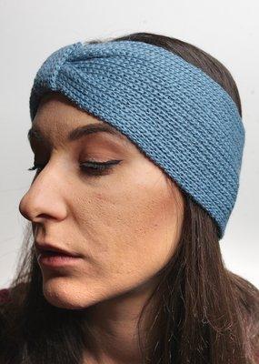 Norgäte Light Blue Baby Alpaca Headband