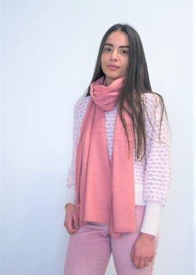 Mipaku Dusty Pink Soft Basic Scarf