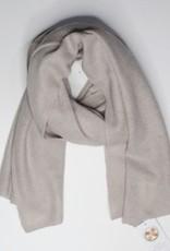 Mipaku Mauve Chalk Soft Basic Scarf