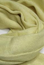 Mipaku Soft Yellow Soft Basic Scarf